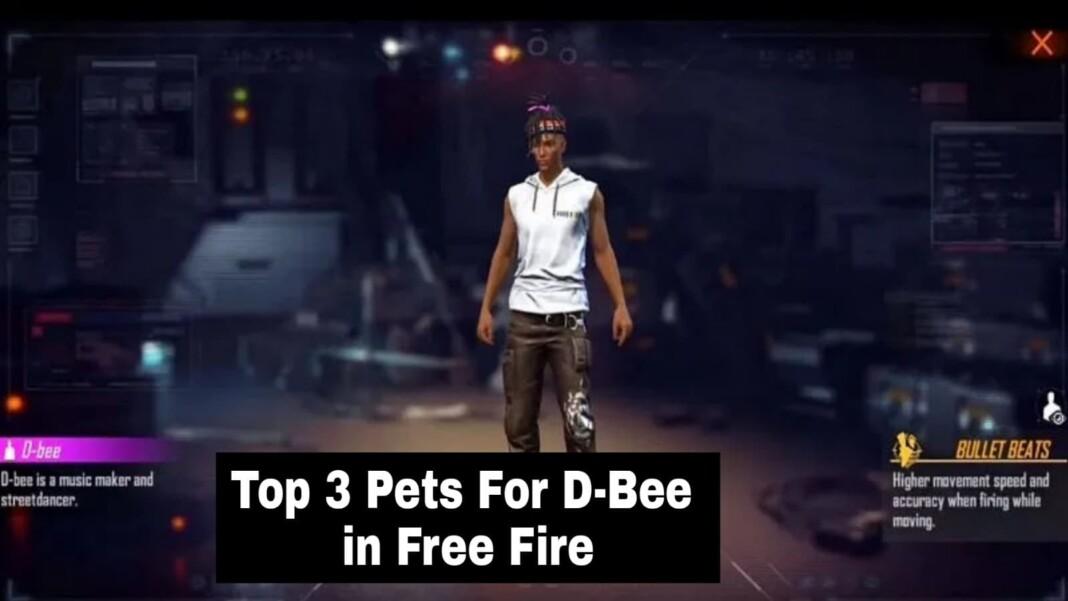Best Pets Combination In Free Fire