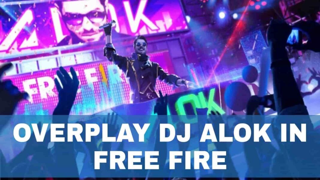 Use DJ Alok in Free Fire