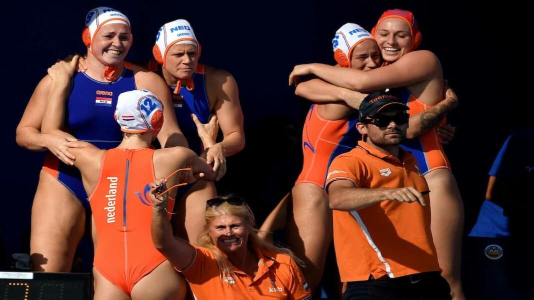 Tokyo Olympics Water Polo Netherlands vs Hungary