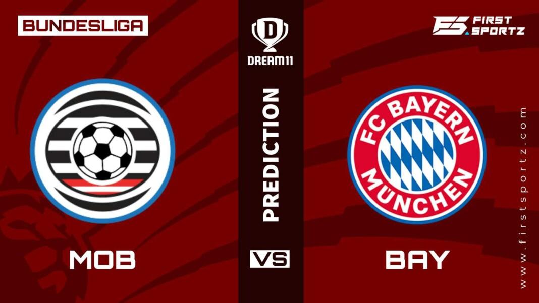 Bundesliga: Borussia Monchengladbach vs Bayern Munich Dream11 Prediction, Playing XI, Teams, Preview, and Top Fantasy picks