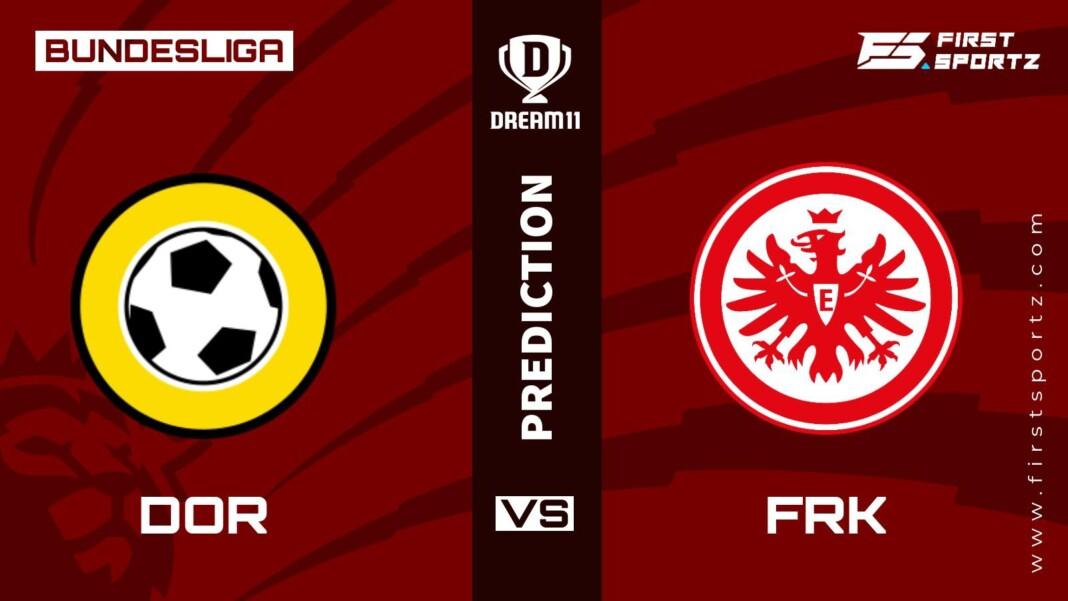 Bundesliga: Borussia Dortmund vs Eintracht Frankfurt Dream11 Prediction, Playing XI, Teams, Preview, and Top Fantasy picks