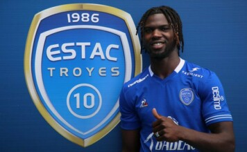 ESTAC Troyes signs Keita Mama Balde from Dijon FCO
