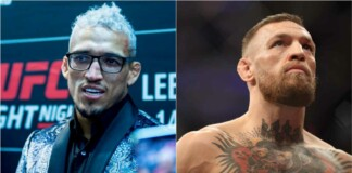 Charles Oliveira on Conor McGregor