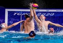 Tokyo Olympics Water Polo Hungary vs Croatia