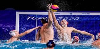 Tokyo Olympics Water Polo Greece vs Hungary