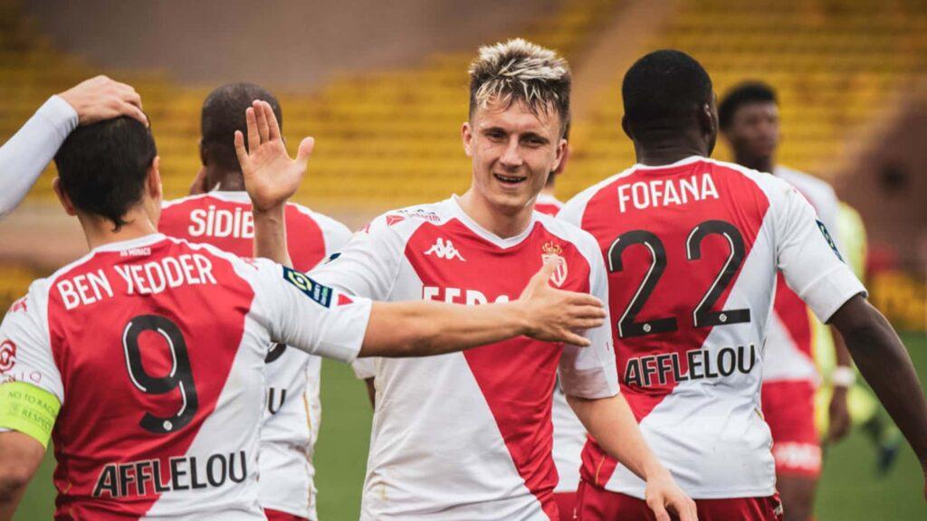 AS Monaco - FirstSportz