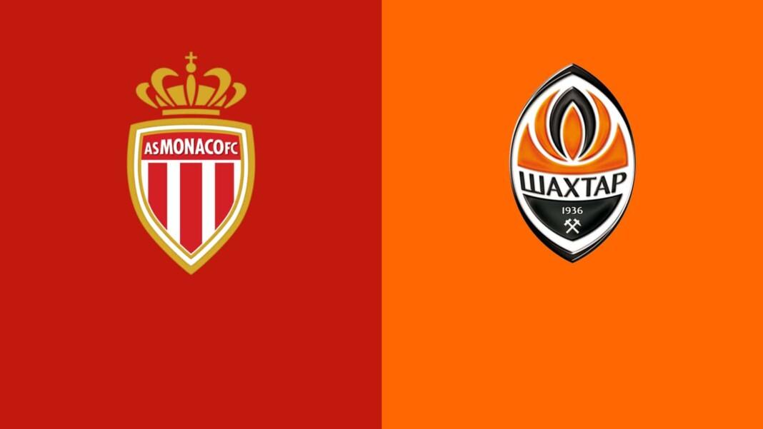 AS Monaco vs Shakhtar Donetsk