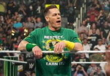 John Cena is a part of the list of superstars with most appearances at Summerslam