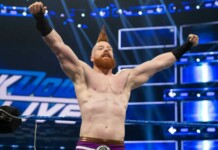 The list of Sheamus championship wins is very impactful