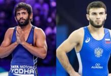 Gadzhimurad Rashidov vs Bajrang Punia