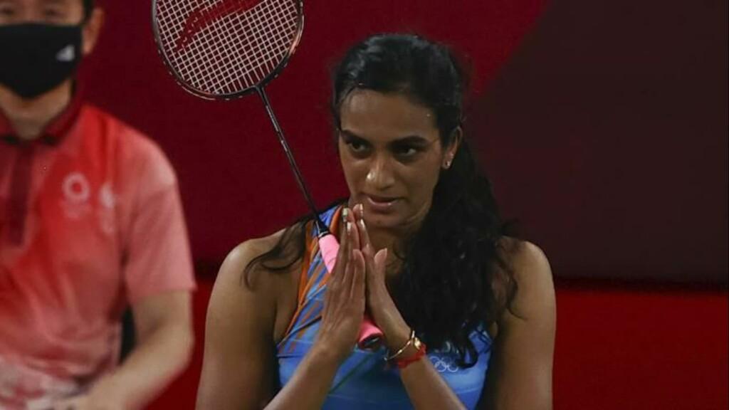 PV Sindhu Wins Bronze at Tokyo Olympics