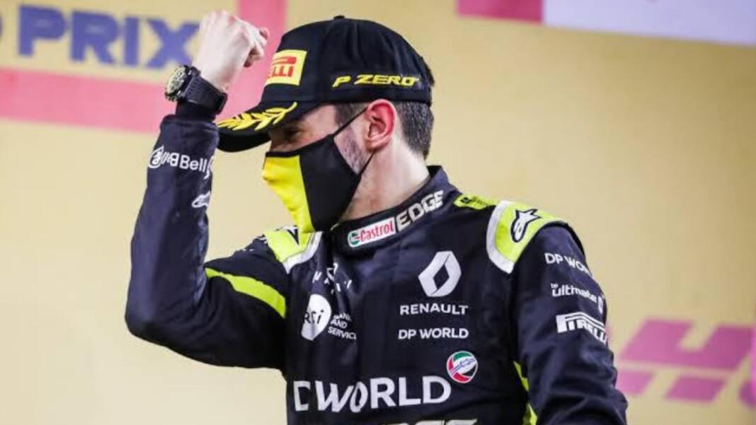 Esteban Ocon wins Hungarian Grand Prix