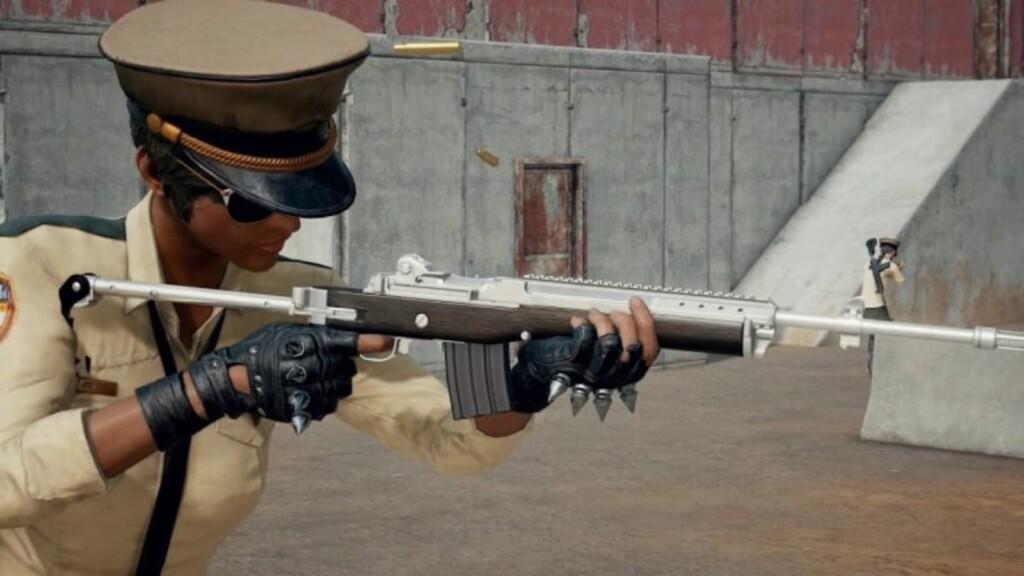 Battlegrounds Mobile India: Top 5 underrated weapons of BGMI