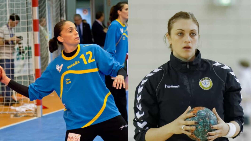 Spain vs ROC women's handball