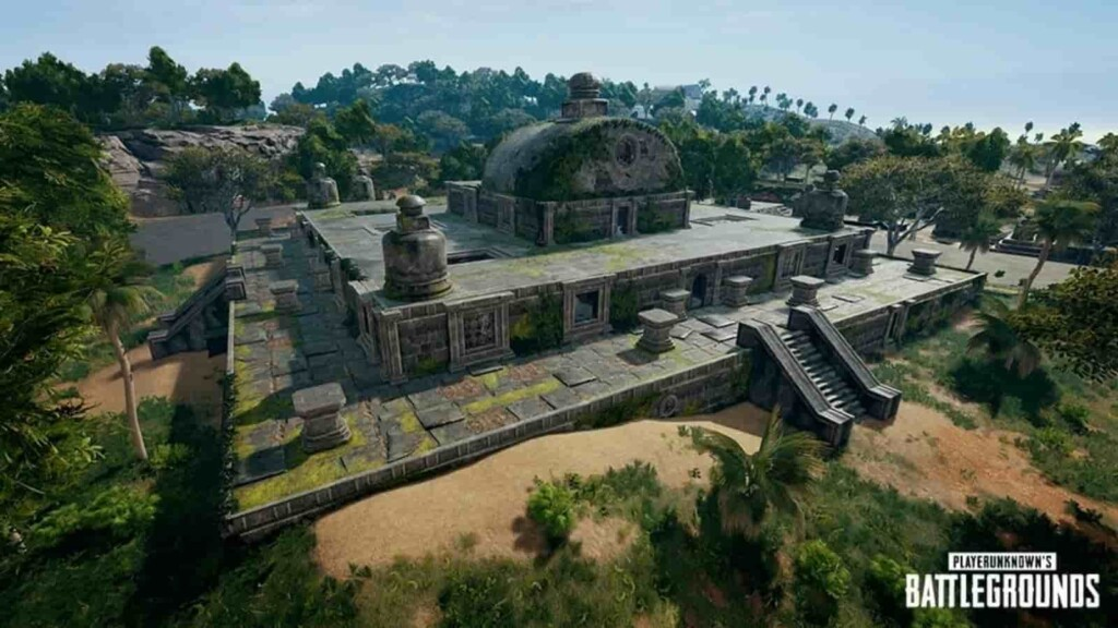 Battlegrounds Mobile India: Top 5 hot drop locations in Sanhok Map BGMI