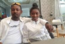 Senbere Teferi and Mesfin Desalegn