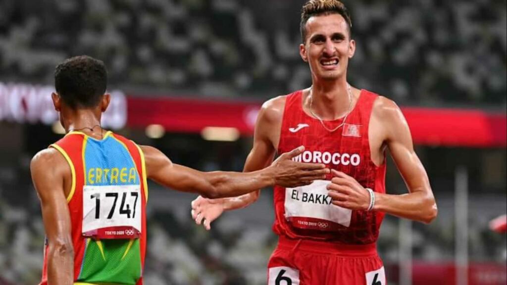 men's 3000m steeplechase