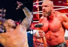 List of triple H vs Randy Orton matches