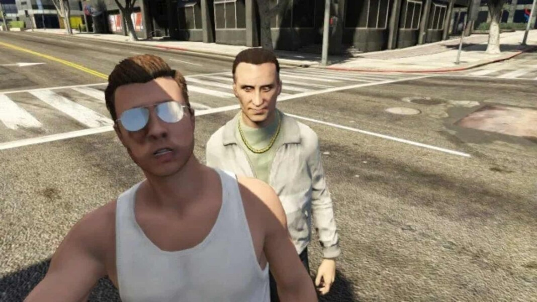 How to hire a mugger in GTA 5