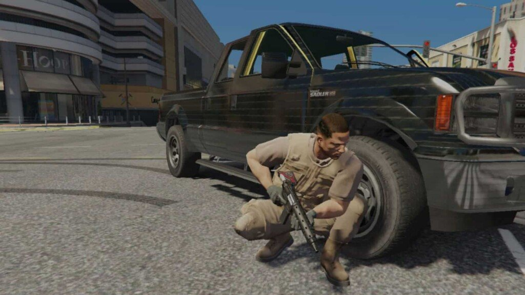 How to launch an airstrike in GTA 5