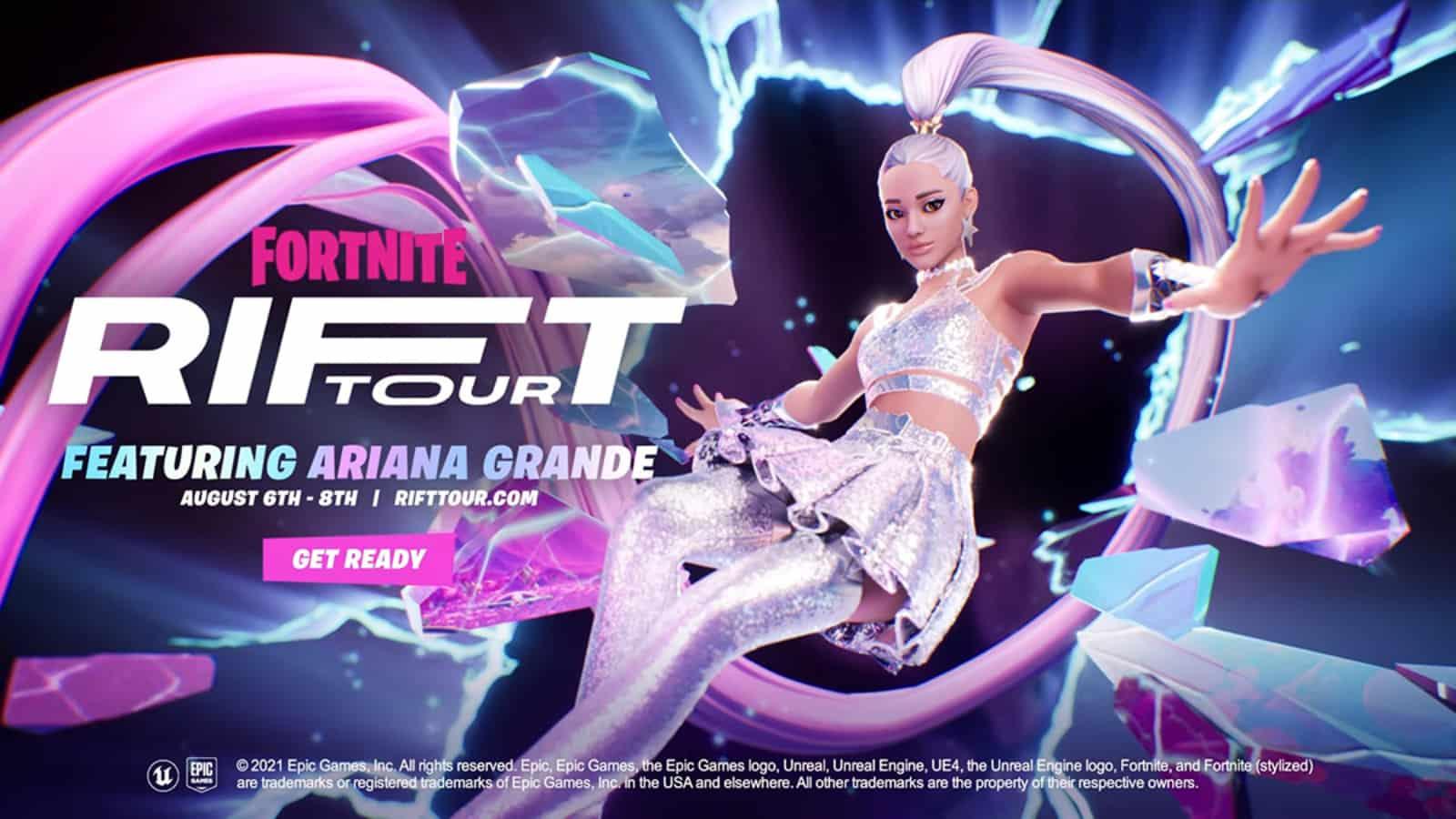 Fortnite Ariana Grande Skin: Price, Release Date