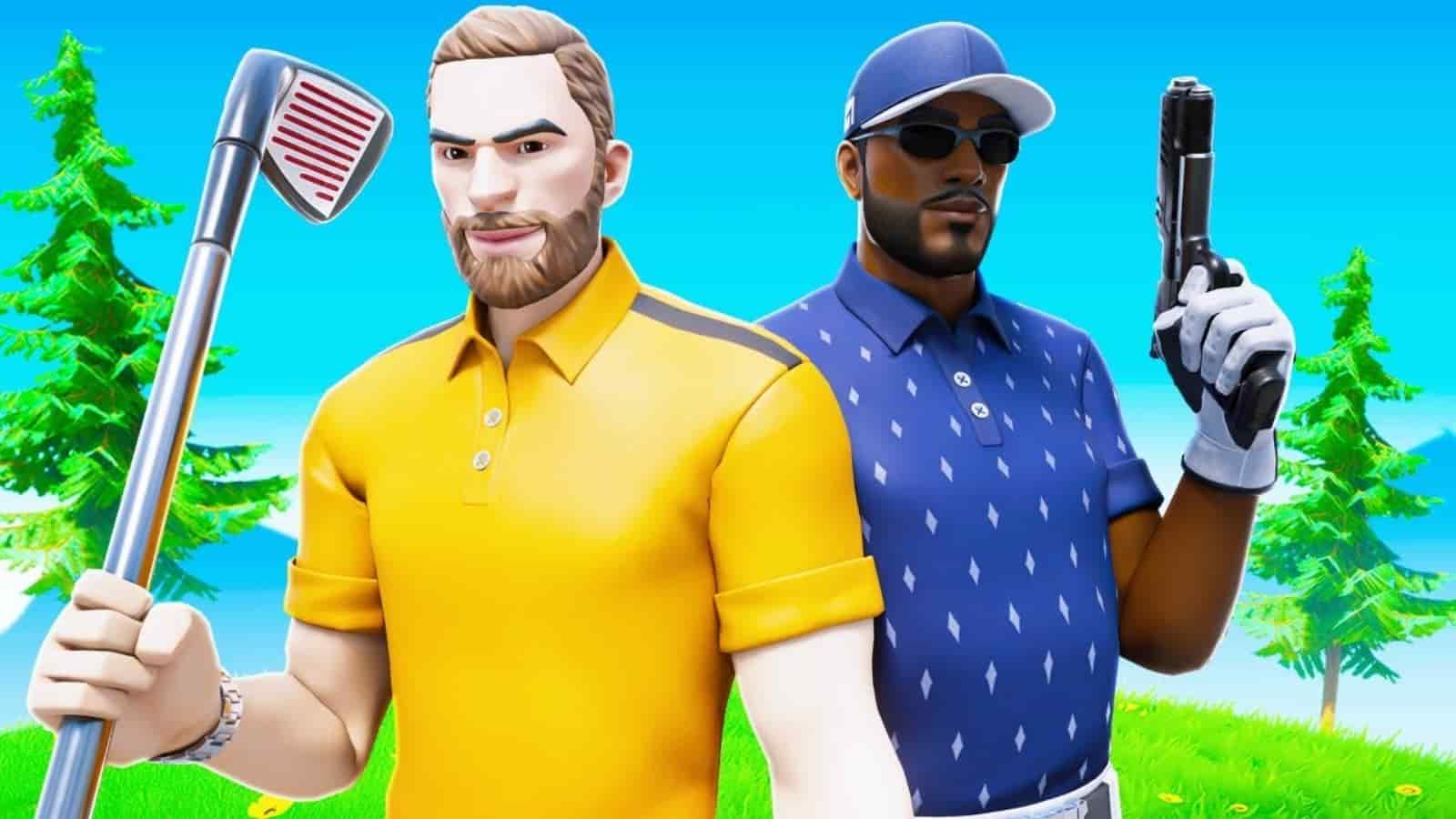 Fortnite Fearless Fairway Bundle: New Outfit Price, and Other Details