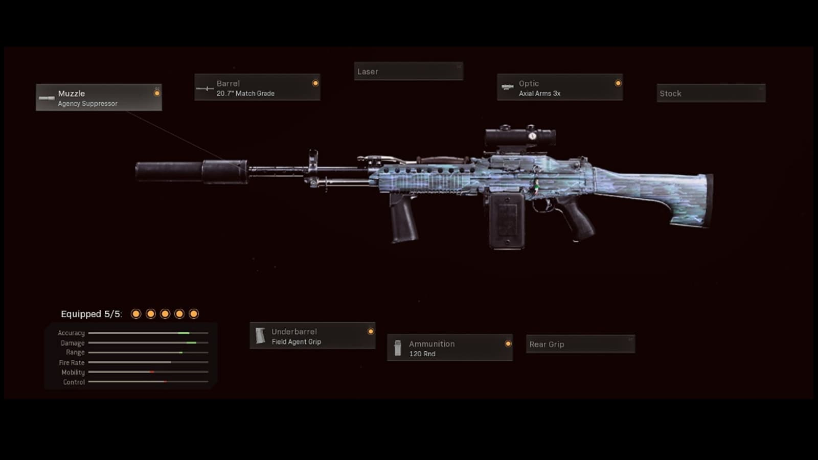 The Best Stoner 63 Warzone Loadout with Details