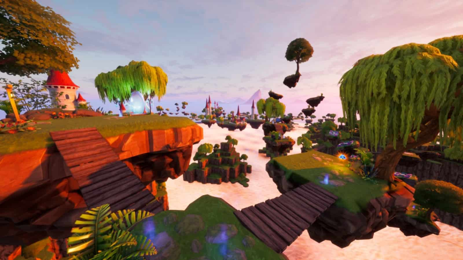 Fortnite Skyland: New Creative Map Code and All About it