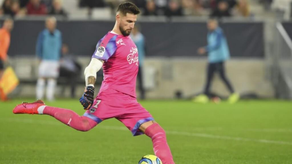 Top 5 Goalkeepers in Ligue 1