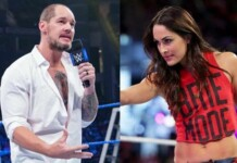 Baron Corbin and Brie Bella has never won a match at Summerslam