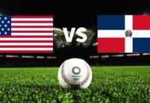 Tokyo Olympics: USA vs Dominican Republic Baseball live stream, preview and prediction