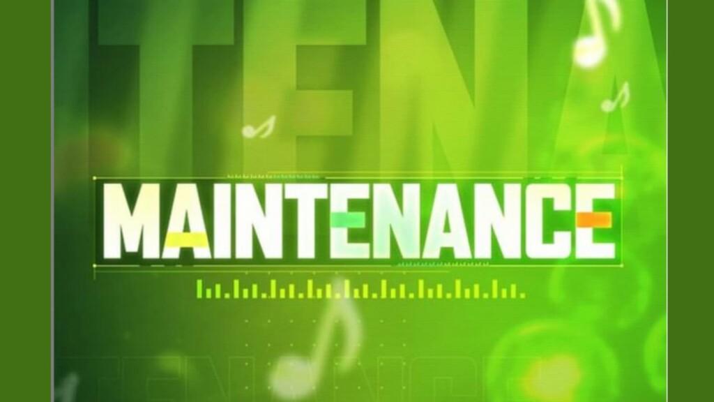 free fire server maintenance time
