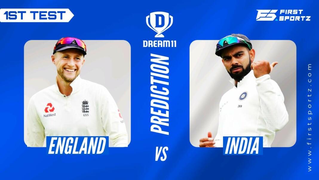 ENG vs IND Dream11