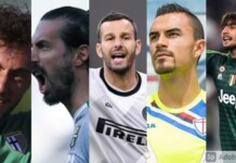 Top 5 goalkeepers in Serie A currently