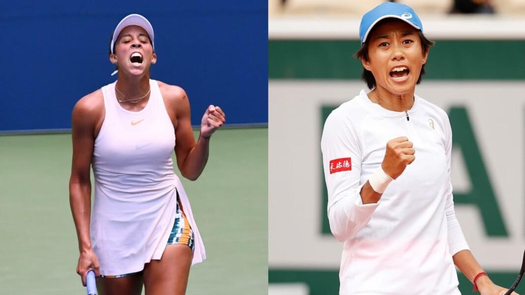 Madison Keys vs Shuai Zhang