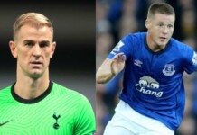 Joe Hart and James McCarthy sign for Celtic FC