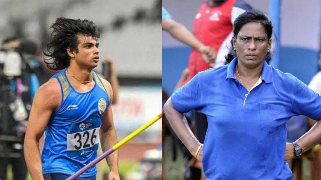 Neeraj Chopra lives up to PT Usha's accolades; qualifies for javelin throw final