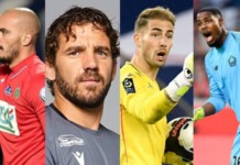 top 5 French goalkeepers in Ligue 1