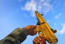 How to purchase weapon skins in GTA 5