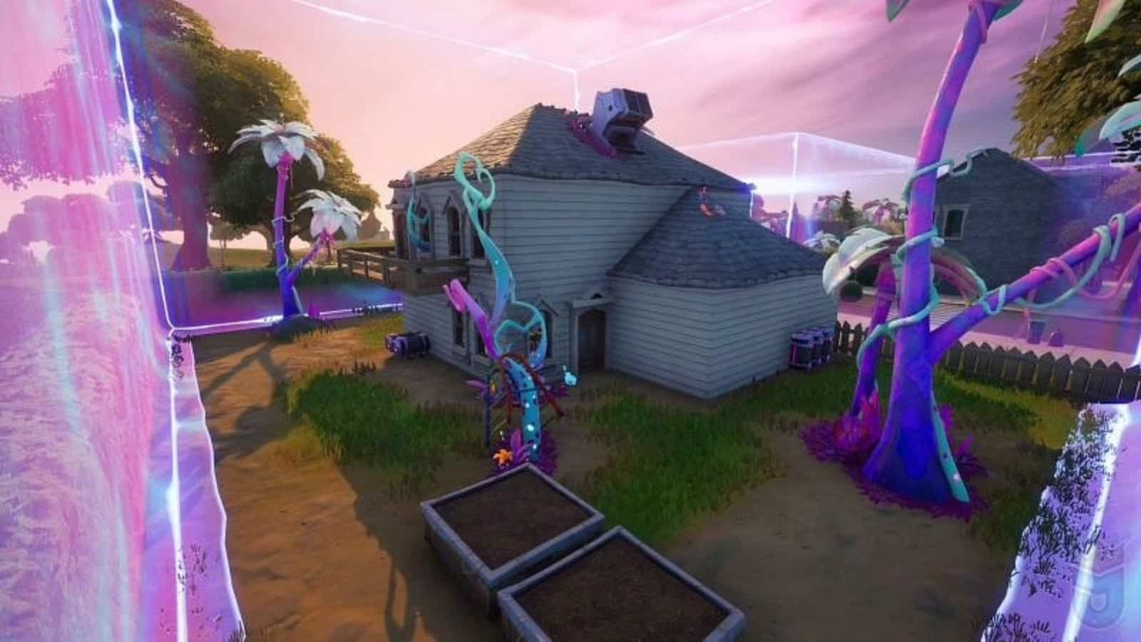 Fortnite Season 7 Quests: Where to Collect Resources in Holly Hatchery