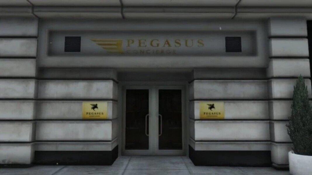 How to call in Pegasus vehicles in GTA 5