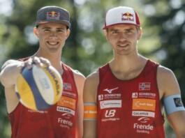Christian Sorum and Anders Mol
