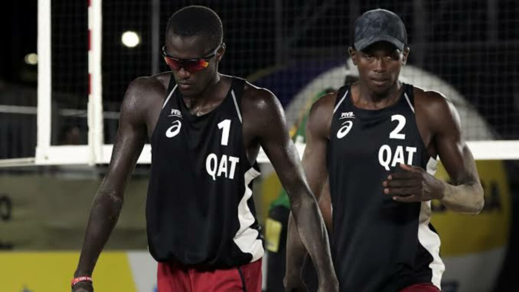 Cherif Younousse and Ahmed Tijan