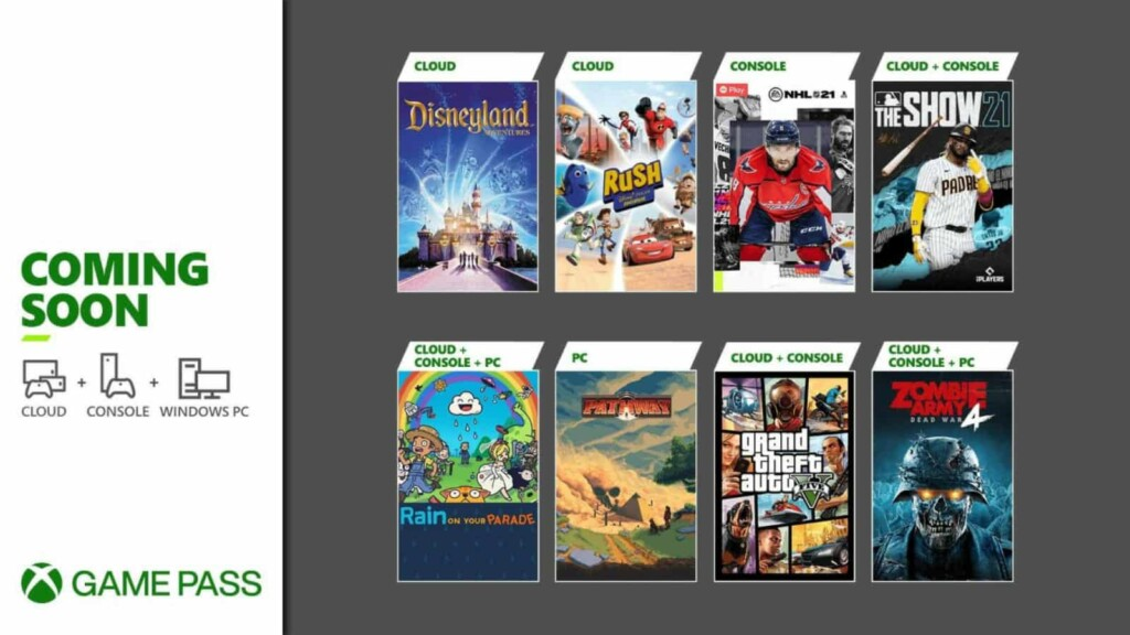 Microsoft has revealed when GTA 5 will be leaving the Xbox Game Pass