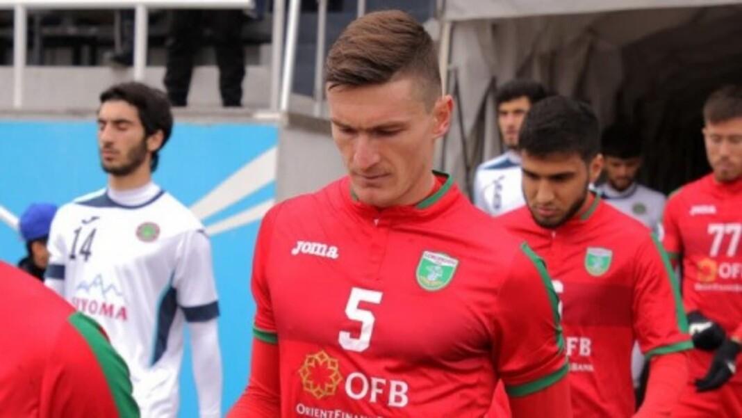 Serbian defender Slavko Damjanovic joins Chennaiyin FC on a one-year deal