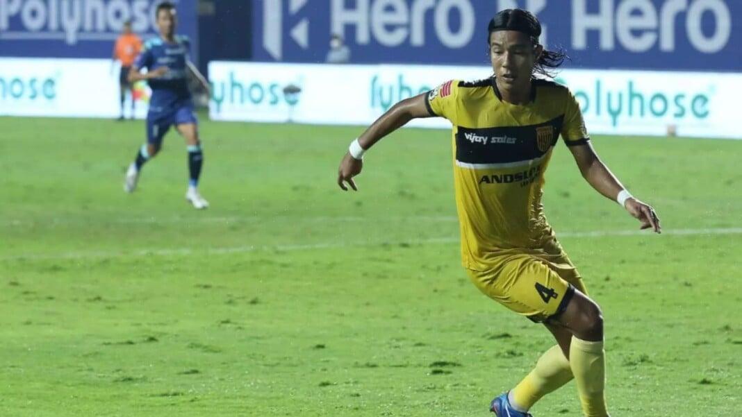 Chinglensana Konsham_hyderabad FC