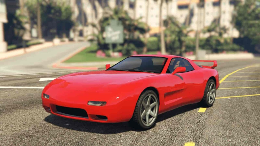 How to win the new Prize Ride in GTA 5