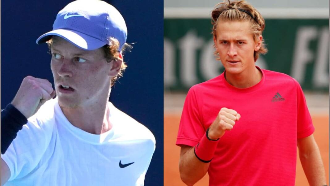 Jannik Sinner vs Sebastian Korda will clash in the ATP Washington 2021