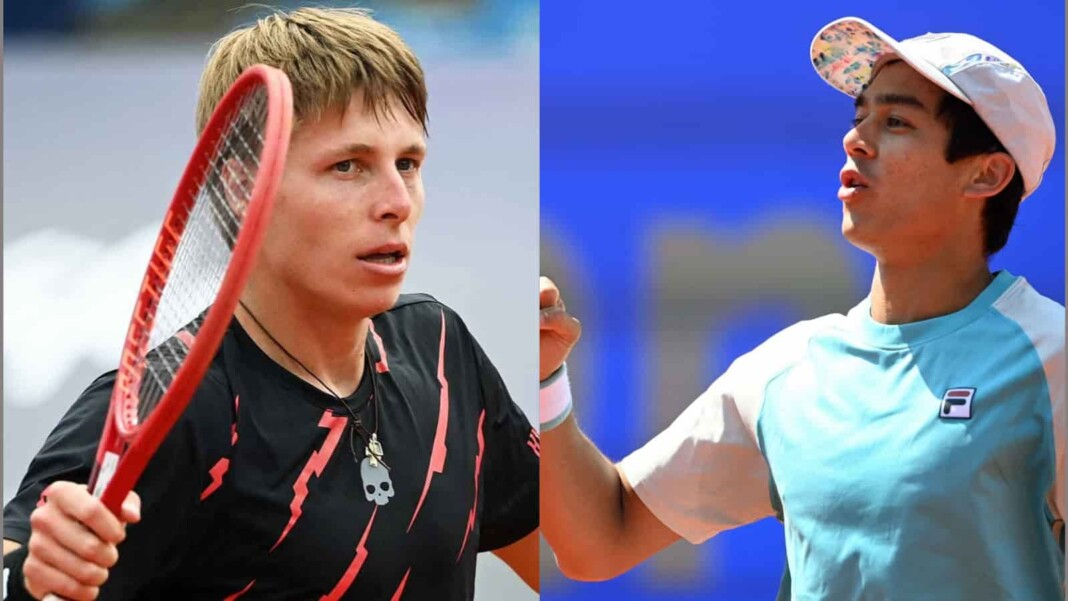 Ilya Ivashka vs Mackenzie McDonald