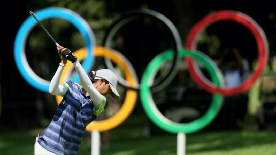 Aditi Ashok at Tokyo Olympics